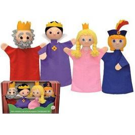 Krabička maňásků - Královská rodina 3