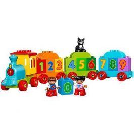 LEGO DUPLO My First 10847 Vláček s čísly