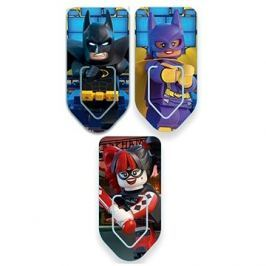 LEGO Batman Movie Záložky Batman/Harley Quinn/Batgirl