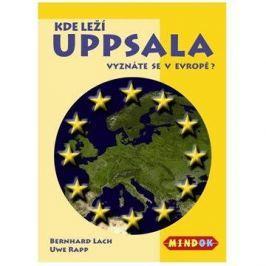 Kde leží Uppsala? Vědomostní
