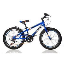 Dino Bikes 20 fast blue