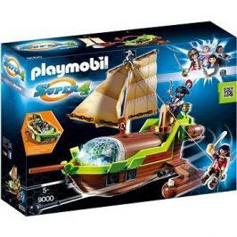 Playmobil 9000 Pirátský Chameleon s Ruby