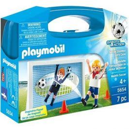Playmobil 5654 Přenosný box - Penalty