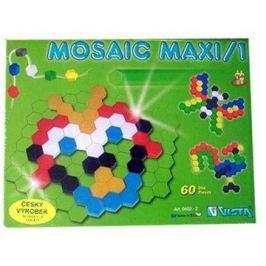 Mozaic Maxi I. Plastové