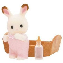 Sylvanian Families Baby chocolate králík