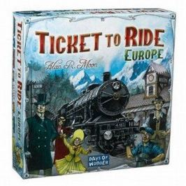 Ticket To Ride - Europe Deskové