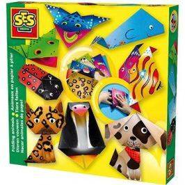 SES Origami – zvířátka