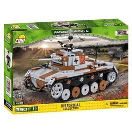Cobi 2459 II WW Panzer II Ausf. C