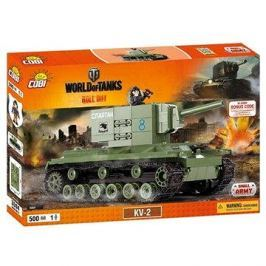 Cobi 3004 World of Tanks KV-2