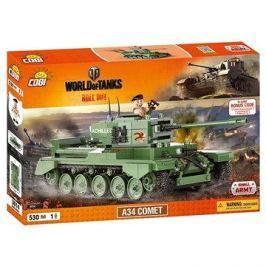 Cobi 3014 World of Tanks A34 Comet
