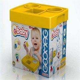 Geomag - Baby Bucket Didaktika a motorika