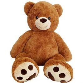 Medvěd 135 cm čokoládový