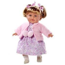 Teddies Panenka vonící  Arias - růžové šaty