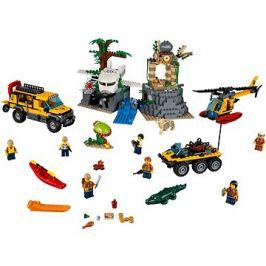 LEGO City Jungle Explorers 60161 Průzkum oblasti v džungli