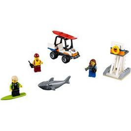 LEGO City Coast Guard 60163 Pobřežní hlídka - začátečnická sada