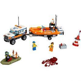 LEGO City Coast Guard 60165 Vozidlo zásahové jednotky 4x4