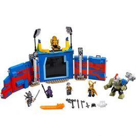 LEGO Super Heroes 76088 Thor vs. Hulk: Souboj v aréně