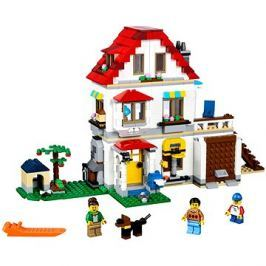 LEGO Creator 31069 Modulární rodinná vila
