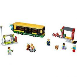 LEGO City Town 60154 Zastávka autobusu