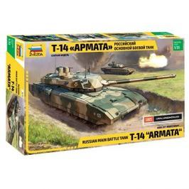 Zvezda Model Kit Z3670 tank – Russian Modern Tank T-14