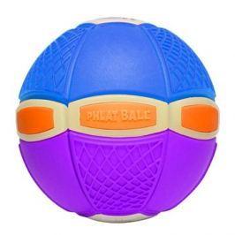 Phlat Ball junior svítící modro-fialový