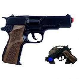 Policejní pistole černá