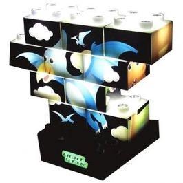 Light Stax Puzzle Set Dinosaurus