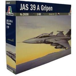 Italeri Model Kit I2638 letadlo – JAS 39A Gripen
