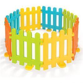 Dolu Plastový plot - ohrádka