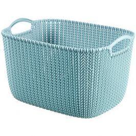 Curver Knit košík 19L modrý
