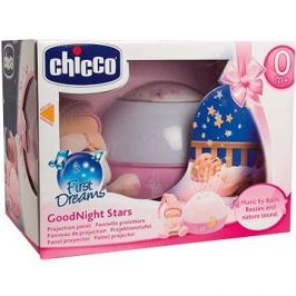 Chicco Projektor GoodNight Stars - růžový