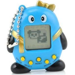 Electronic pets – modré Retro hračky