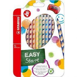 Stabilo Easycolours pro praváky 12 ks