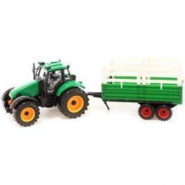 Traktor s vlekem Technické stroje
