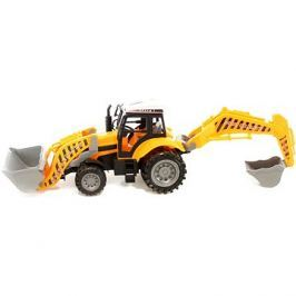 Traktor stavební velký