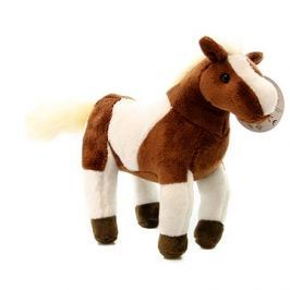 Hnědobílý kůň