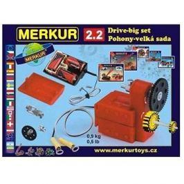 Merkur elektromotorek a převody Merkur