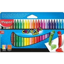 Maped Color Peps Wax, 24 barev