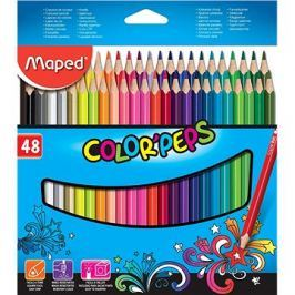 Maped Color Peps, 48 barev
