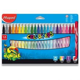Maped Color Peps Jungle, 18 barev