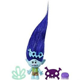 Trollové Malá postavička Branch s extra dlouhými vlasy