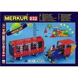 Merkur železniční modely 300dílů