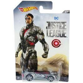 Hot Wheels Tématické Auto DC Justice League