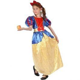 Šaty na karneval - Sněhurka vel. L