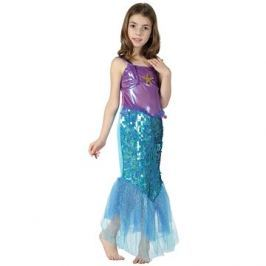 Šaty na karneval - Mořská panna vel. M