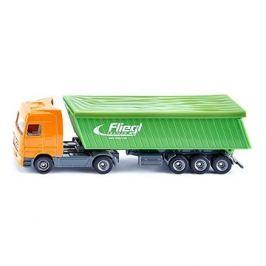 Siku Super - Kamion s vlekem Kovové modely