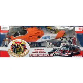 Záchranářský set s helikoptérou