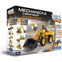 Mechanická laboratoř - Stavební stroje