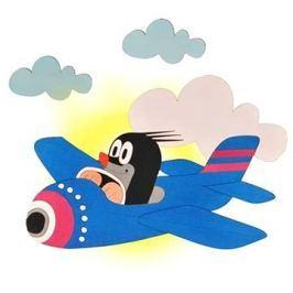 Dodo Krteček v letadle