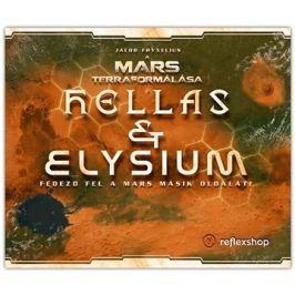 Mars: Teraformace - Hellas & Elysium